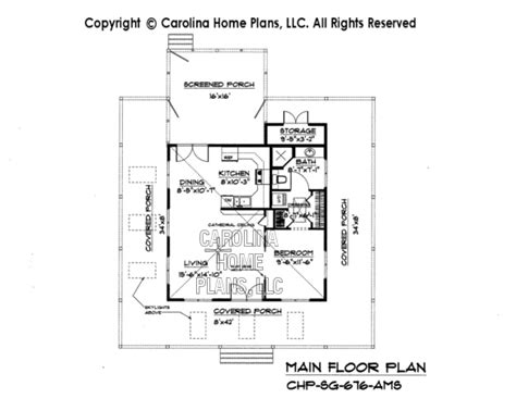 Small House Plans Under 700 Sq Ft by Pdf File For Chp Sg 676 Ams Affordable Small Home Plan