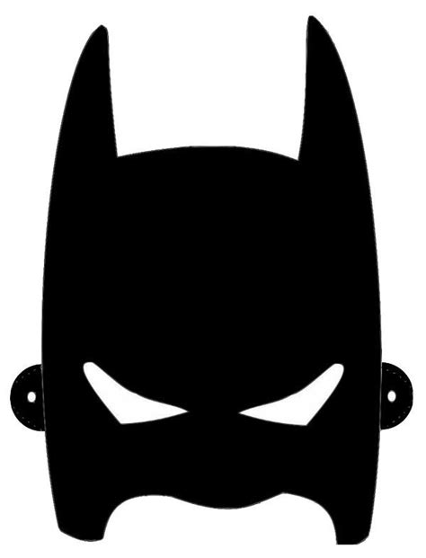 batman face mask template best 25 batman mask ideas on batman