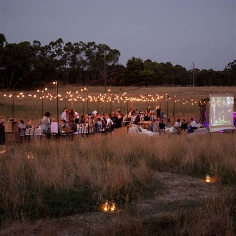 feast in the field in 2019 field wedding wedding