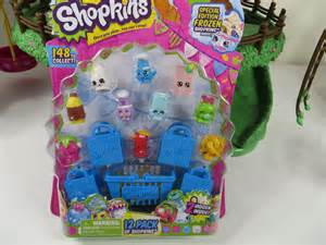 Shopkins limited edition hunt and moose mail season 1 unboxing opening
