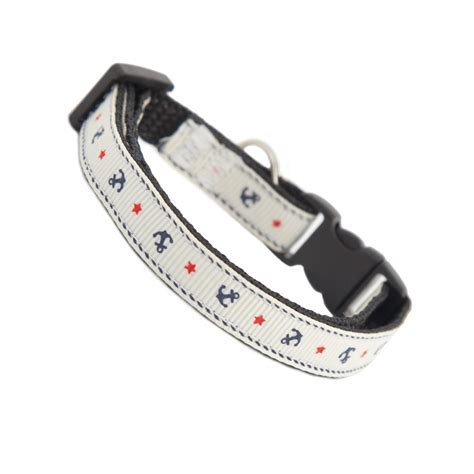 safety collar anchors away cat safety collar white coolcatcollars co uk