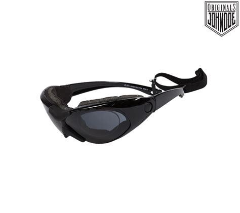 Motorradbrille John Doe by John Doe Brille Quot Washington Quot Klar Gelb Grau 24helmets De