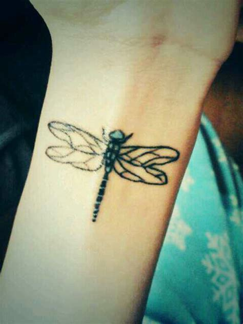 dragonfly tattoo images 32 stylish wrist dragonfly tattoos