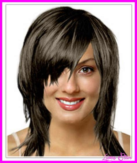 hairstyles for long hair oval face short haircuts for oval face livesstar com