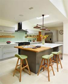 Designing A Kitchen Island With Seating 15 Kitchen Islands With Seating For Your Family Home