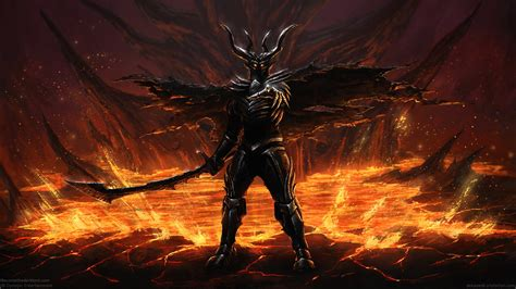 wallpaper dark lord demon full hd wallpaper and background 1920x1080 id 582375