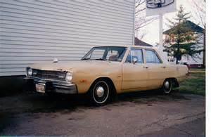 1973 dodge dart 4 door sedan flickr photo