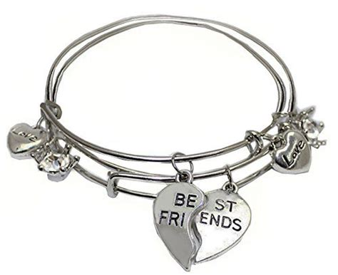 Friendship Bracelet With Charm 17 best images about best friend jewelry on friendship chain and friendship rings