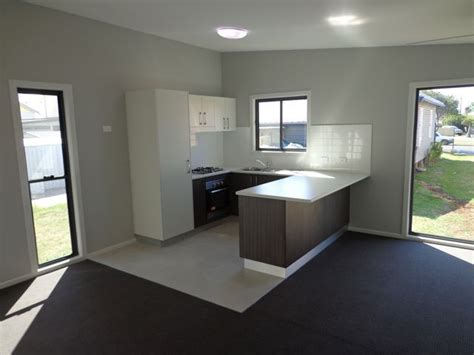 kitchens for flats aaron s granny flat kitchen is quite stylish www