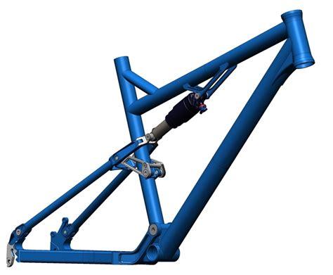 solidworks tutorial bike bicycle suspension frame solidworks 3d cad model grabcad