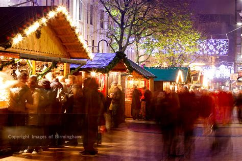 new year market birmingham images of birmingham photo library the german market in