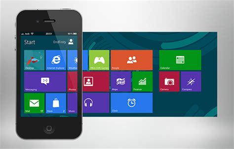 themes windows iphone windows 8 theme for iphone metroon