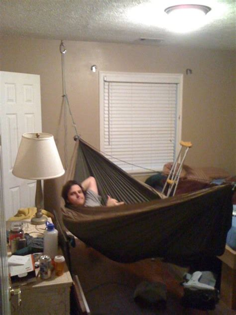 Hammock For Inside The House do you a hammock inside your home page 7