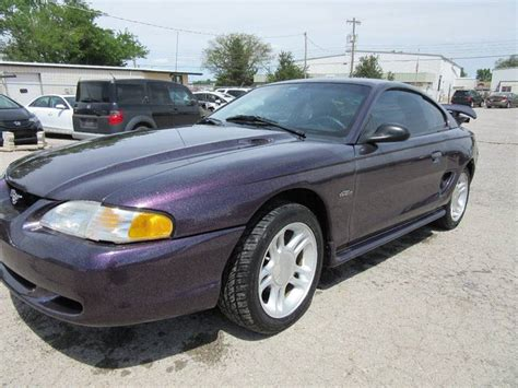 1996 mustang seats 1996 ford mustang gt for sale 184 used cars from 1 900