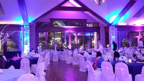Up Lighting Rental by Led Up Lighting Square Sape White Table Clothpink Colored