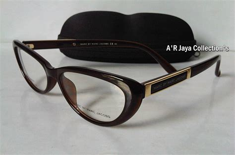 Frame Kacamata New Trendy Marc Cat jual frame kacamata new trendy marc cat a r jaya olshop