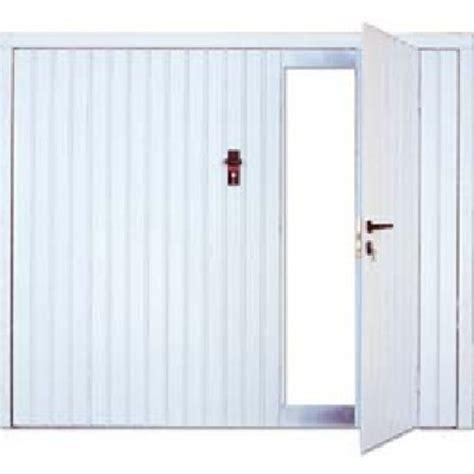 porte de garage basculante d 233 bordante avec rails panneau