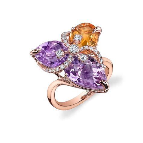colored rings gemstone jewelry denton tx
