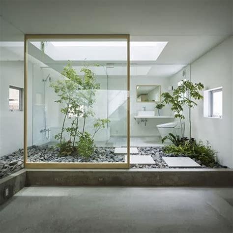 desain rumah minimalis desain taman mungil  rumah