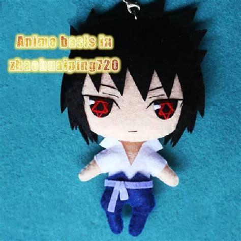 Sling Bag Hinata anime uchiha sasuke diy plush handmade doll keyring