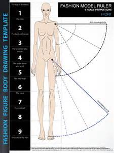 fashion design figure drawing templates the gallery for gt fashion figure templates front and back