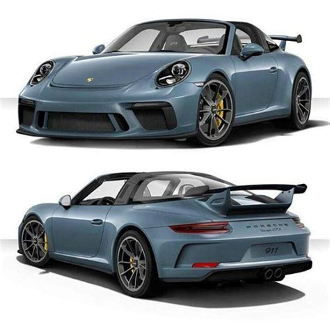 porsche targa 2018 2018 porsche 911 targa gt3 rendered as the forbidden