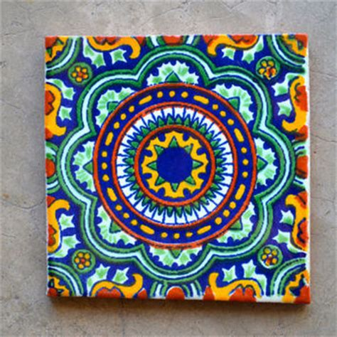 Handmade Mexican Tiles - mexicantiles on etsy on wanelo