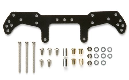 Mini 4wd Part 15472 Frp Wide Front Plate For Fully Cowled Mini 4wd frp wide rear plate for ar chassis