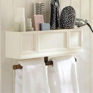 Hannah beauty hair accessories organizer shelf bathroom