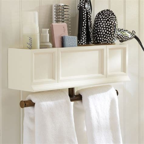 Hannah Beauty Hair Accessories Organizer Shelf Bathroom Bathroom Storage Organizer