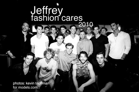 intro to jeff andrews sarah akwisombe jeffrey s angels jeffrey fashion cares 2010 models com mdx