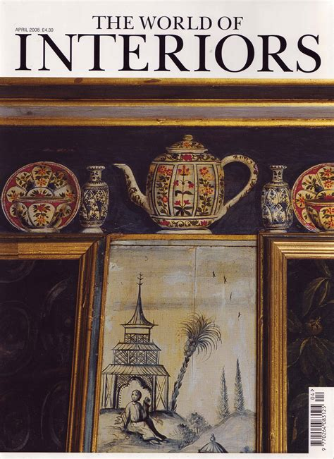 Home Interiors Designs The World Of Interiors April 2008