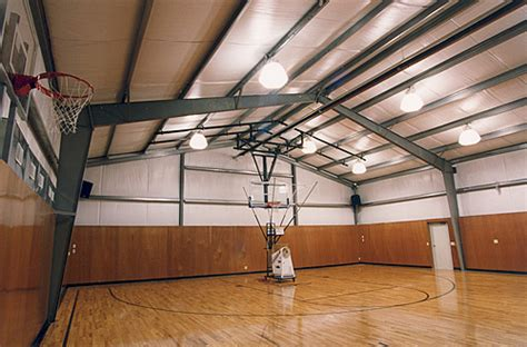 Steel Sports Arenas And Metal Gymnasiums