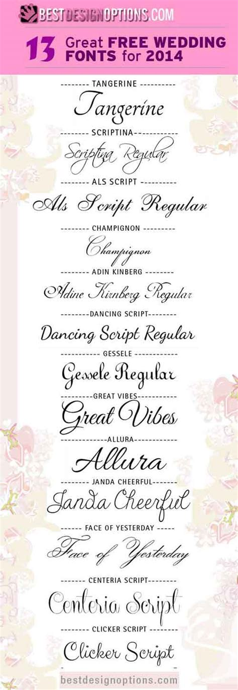 Wedding Fonts by Wedding Fonts Www Imgkid The Image Kid Has It