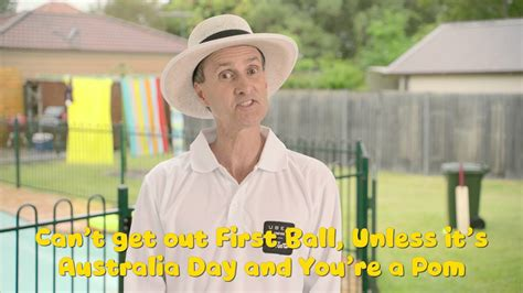 backyard cricket rules backyard cricket rules can t get out first ball youtube