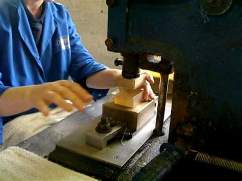 Handmade Machine - droyt soap factory soap sting