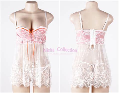 Size S Ld 82 Cm Gstring Baju Tidur Murah Im131b nisha collection plus size malaysia baju tidur saiz besar malaysia