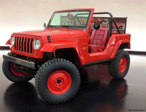 moab easter jeep safari concepts 2016 jeep moab easter safari concepts 19