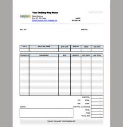 shop receipt template store receipt template of store receipt sle templates