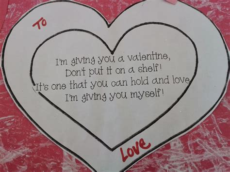 childrens valentines day poems teach easy resources show the s day cards