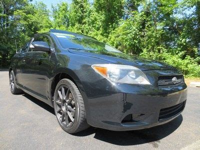 manual cars for sale 2008 scion tc electronic throttle control buy used 2008 scion tc 5 speed manual sunroof free carfax clean coupe custom gas saver in