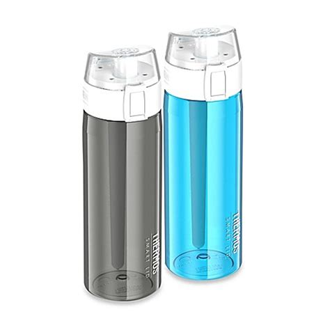 bed bath and beyond thermos thermos connected hydration bottle with smart lid bed