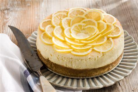Lemon Cheesecake Decoration by Lemon Mousse Cheesecake Recipe Relish