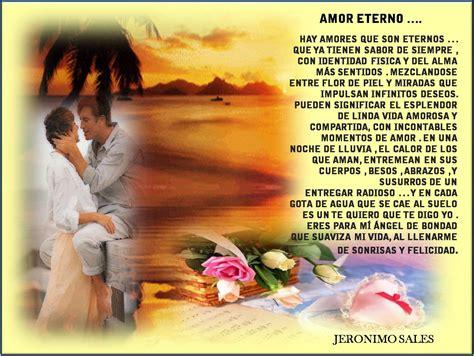 imagenes de poemas de amor eterno amor eterno mi peque 209 o rinconcito espacio de anamar