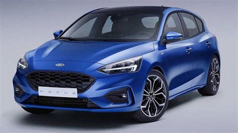 2019 Ford Focus by 2019 Ford Focus Side By Side Motor1 Photos