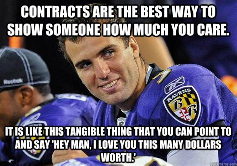Contract Law Meme - contracts are the best way to show someone how much you
