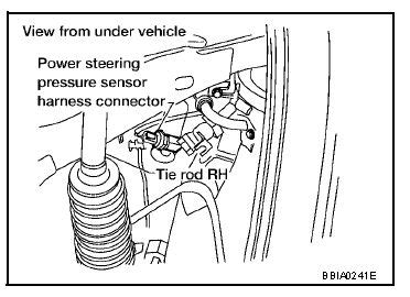 electric power steering 2007 nissan altima transmission control p0550 2007 nissan maxima power steering pressure sensor circuit malfunction