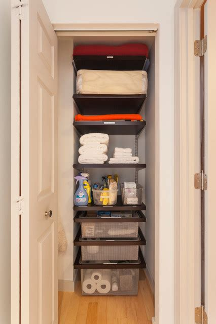 Linen Closet Designs Closet Designs Linen Closet After Transitional
