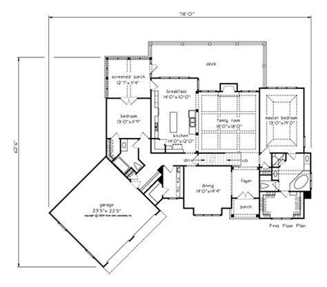 House Plan Details by River Forest House Floor Plan Frank Betz Associates
