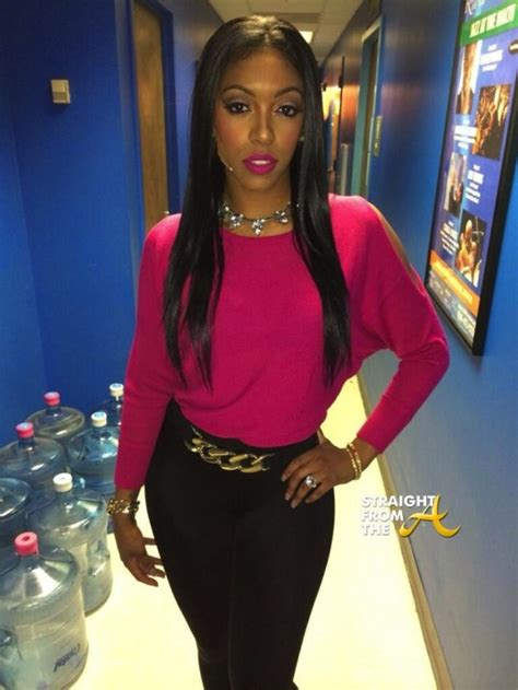 porshe from housewives of atlanta hairline porcher stewart of atlanta housewives hairline porsha